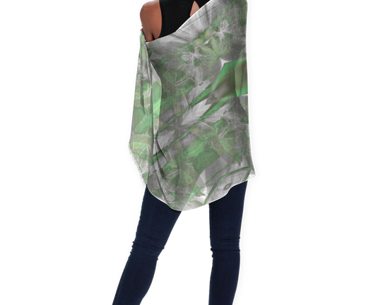Modal Scarf - Joy in Green
