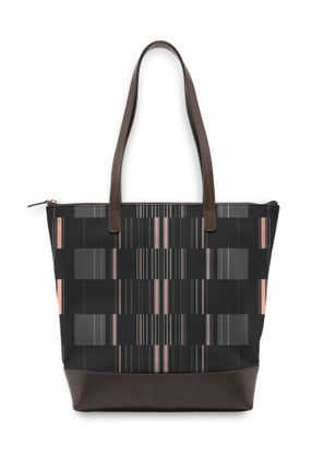 Statement Bag - Lines
