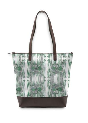 Statement Bag - Clover in Green