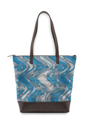 Statement Bag Dreams in Blue