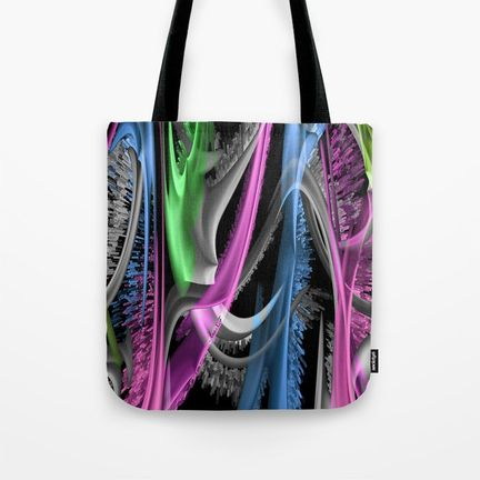 Tote Bag- just-lovely-colors-in-blue-and-pink