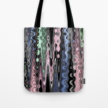 Tote Bag- octopus-in-pink